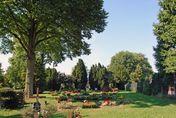 Friedhofsanlage - Copyright: Ev.-Luth. Kirchengemeinde Schwarzenbek